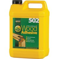 Everbuild All Purpose Weatherproof Wood Adhesive 5l