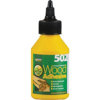 Everbuild All Purpose Weatherproof Wood Adhesive 125ml