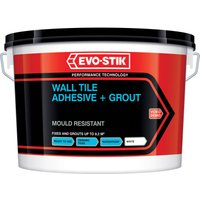 Evo-stik Tile A Wall Tile Adhesive and Grout 1l