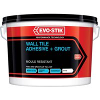 Evo-stik Tile A Wall Tile Adhesive and Grout 2.5l