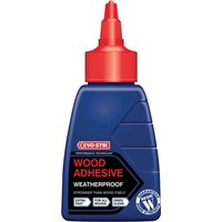 Evostik Weatherproof Wood Adhesive 125ml