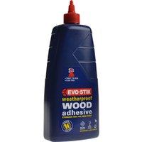 Evostik Weatherproof Wood Adhesive 1l