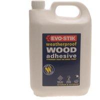 Evostik Weatherproof Wood Adhesive 5l