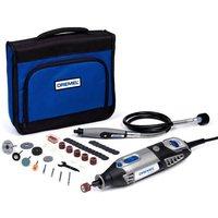Dremel 4000 Rotary Multi Tool 46 Accessory Kit 240v