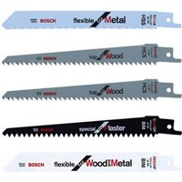 Bosch 5 Piece Mixed Recipro Saw Blade Set for KEO Garden Saws