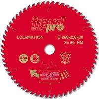 Freud LCL6M Trim Circular Saw Blade 165mm 40T 20mm