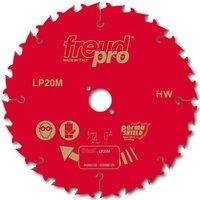 Freud LP20M Rip Circular Saw Blade 190mm 12T 30mm