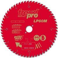 Freud LP60M Pro Industrial Circular Saw Blade 250mm 80T 30mm