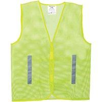Portwest Hi Vis Mesh Waistcoat Yellow L / XL