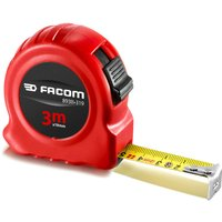 Facom Metric Double Sided Tape Measure Metric 3m 19mm