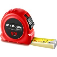 Facom Metric Double Sided Tape Measure Metric 5m 19mm