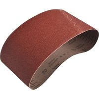 Faithfull Aluminum Oxide Cloth Belt 100mm x 560mm 100mm x 560mm 80g Pack of 1