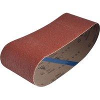 Faithfull Aluminum Oxide Cloth Belt 100mm x 610mm 100mm x 610mm 40g Pack of 1