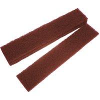 Faithfull Abrasive Plumbing Strips Pack of 6