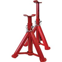 Faithfull Folding Axle Stands 2 Tonne