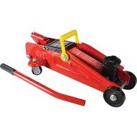 Faithfull Hydraulic Trolley Jack 1.5 Tonne