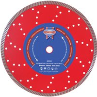Faithfull Turbo Cut Diamond Cutting Disc 115mm