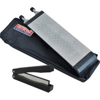 Faithfull Diamond Sharpening Stone and Folding Pocket Sharpener