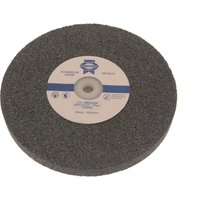 Faithfull Aluminium Oxide Grinding Wheel 150mm 16mm Fine