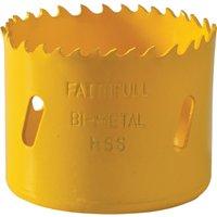 Faithfull Varipitch Bi Metal Hole Saw 65mm