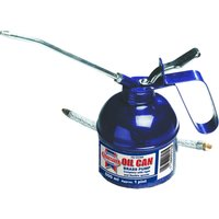 Faithfull Lever Action Oil Can 500ml