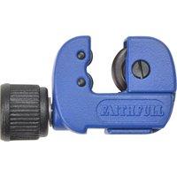 Faithfull Adjustable Pipe Cutter 3mm - 16mm