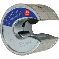 Faithfull Copper Pipe Cutter 15mm
