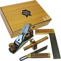 Faithfull 4 Piece Woodworking Set