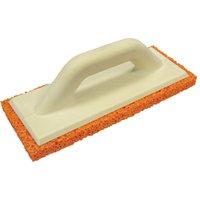 Faithfull Sponge Plasterers Float 280mm 115mm