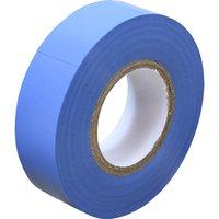 Sirius Electrians PVC Insulation Tape Blue 19mm 33m