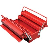 Faithfull Metal Cantilever Tool Box 480mm
