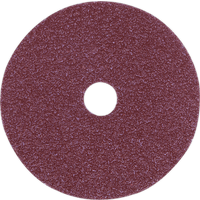 Sealey Fibre Backed Sanding Discs 100mm 100mm 36g Pack of 25