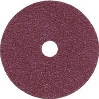 Sealey Fibre Backed Sanding Discs 115mm 115mm 24g Pack of 25