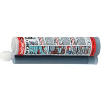 Fischer FIS EM 390 Epoxy Anchor Masonry Resin Cartridge 390ml
