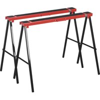 Sealey Fold Down Work Trestles