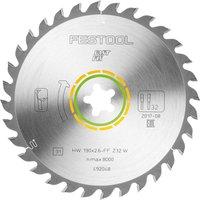 Festool Universal Wood Cutting Circular Saw Blade 190mm 32T FastFix