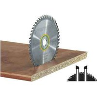 Festool Fine Tooth Wood Cutting Plunge Saw Blade 210mm 52T 30mm