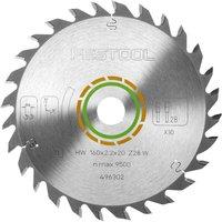 Festool Wood Cutting Plunge Saw Blade 160mm 28T 20mm