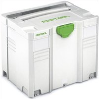 Festool SYSTAINER SYS 4 T-LOC Tool Case