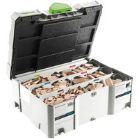 Festool DS1060 BU Beechwood Domino Biscuit Assortment