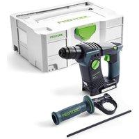 Festool BHC 18 LI 18v Cordless SDS Plus Rotary Hammer Drill No Batteries No Charger Case