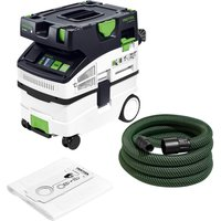 Festool CTL Midi Cleantec L Class Mobile Dust Extractor New 2019 Model 110v