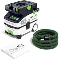 Festool CTL Mini Cleantec Mobile Dust Extractor New 2019 Model 110v