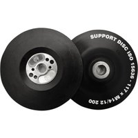 Flexipad Grinder Pad Soft For Angle Grinders 115mm
