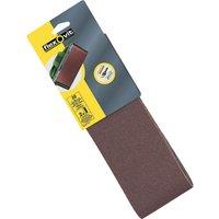 Flexovit Sanding Belts 100 x 610mm 80g Pack of 2