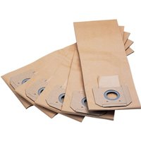 Flex Filter Bags for Vacuum Cleaners Pack of 5