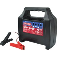 Faithfull Power Plus Automotive Battery Charger 12v