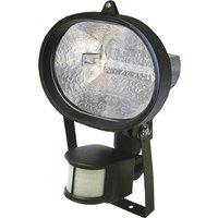 Faithfull 150w Portable PIR Security Light 240v