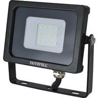 Faithfull Power Plus 10W SMD LED Floodlight