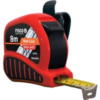 Fisco Brickmate Tape Measure Metric 8m 25mm
